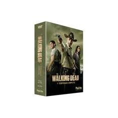 Foto Dvd The Walking Dead - Os Mortos Vivos 1ª Temporada | Shoptime
