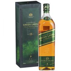 Foto Whisky Johnnie Walker Green Label - 15 anos - 750ml | CLICKBAR