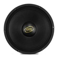 "Foto Woofer Eros E-10 Lc Black 10"" 400Wrms 4 Ohms 