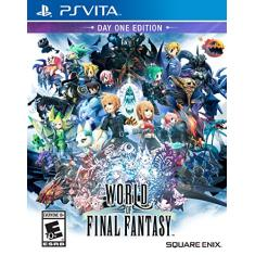 Foto WORLD OF FINAL FANTASY - PS VITA | Amazon