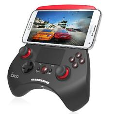 Foto CONTROLE JOYSTICK BLUETOOTH GAMEPAD TOUCH PARA ANDROID TV TABLET, CELULAR E IPAD UNIVERSAL ANDROID E | Makeda*