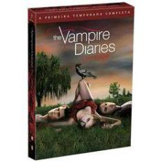 Foto DVD The Vampire Diaries - 1ª Temporada | Submarino