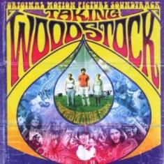 Foto Taking Woodstock Original Motion Picture Soundtrack - Cd Rock | Webcontinental
