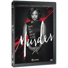 Foto How To Get Away With Murder - 2 Temporada (4 Dvd | Fnac