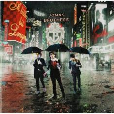 Foto Jonas Brothers A Little Bit Longer - CD Rock | Webcontinental
