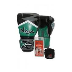 04fb7830f0 Foto Kit Boxe Muay Thai - Luva New Extreme Verde + Bandagem (2