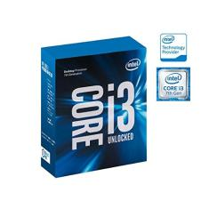 Foto Processador Intel Core I3 Lga 1151 Bx80677i37350k I3-7350k 4.20ghz 4mb 7ger S/cooler *lib P/Over | Amazon
