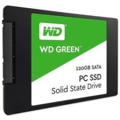 Foto SSD 120GB SATA 2.5 Green Western Digital | Walmart -