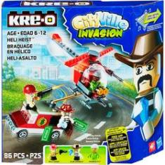 Foto Kre-O City Ville Themed Vehicle - A3245 - Hasbro | Walmart -
