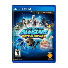Foto Jogo PlayStation All-Stars Battle Royale - PS Vita | Carrefour