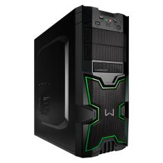 Foto Gabinete Gamer Warrior Multilaser - GA154 GA154 | MM Place*