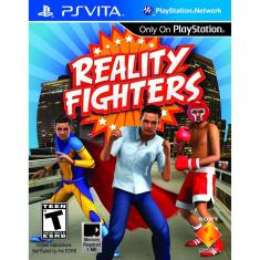 Foto Reality Fighters PSVita | Shock Games*