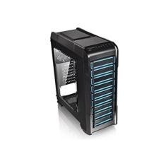 Foto Gabinete TT Versa N23 Black Case/Window/SGCC, Thermaltake, CA-1E2-00M1WN-00 | Amazon