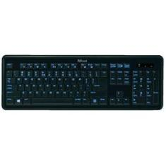 Foto Teclado Elight Led Illuminated Trust | Walmart -