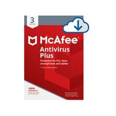 Foto Intel McAfee Antivírus Plus 3 PCs - Digital para Download | Kabum