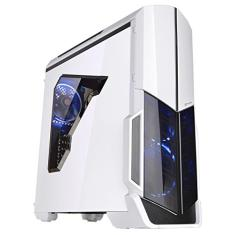 Foto Gabinete Tt Versa Snow Case, Thermaltake, CA-1D9-00M6WN-00 | Amazon