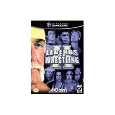 Foto Game Legends of Wrestling II - Game Cube | Americanas