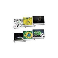 "Foto Skin para Notebook 11"" a 13,3"" - Futebol - Skin For Fun 