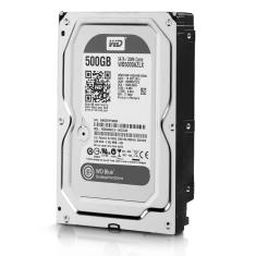 Foto Hd Interno  500gb Sata 3 7200rpm 3,5