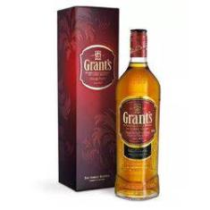 Foto Whisky Grants Family Reserve 1 Lt | Americanas
