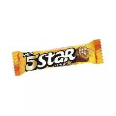 Foto Chocolate lacta 5 star - 40g Kraft foods brasil | Magazine Luiza-