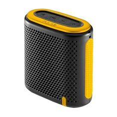 Foto Caixa de Som Pulse Mini Bluetooth 10W RMS Amarela / Preto - SP238 | Kabum