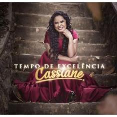 Foto Cassiane Tempo De Excelência - Cd Gospel | Webcontinental