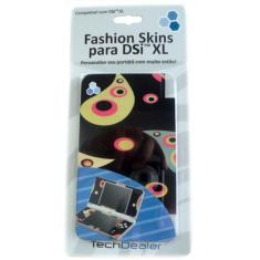 Foto Fashion Skins Tech Dealer Preto Para Nintendo Dsi Xl | Saraiva -