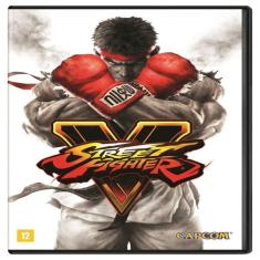 Foto Street Fighter V (pc) | Livraria Cultura