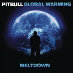 Foto Pitbull ‎global Warming Meltdown Deluxe - Cd Eletrônica | Webcontinental