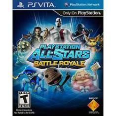 Foto Game All-Stars: Battle Royale - PS Vita | Shoptime