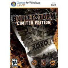 Foto Bulletstorm Limited Edition - Pc | Submarino