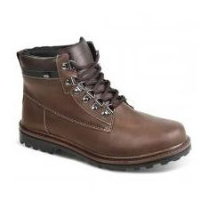 Foto Bota work masculina sandro moscoloni eco five marrom coffee | Magazine Luiza.