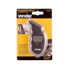 Foto Calibrador De Pneus Digital Cd 500 Vonder | Extra -