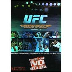 Foto DVD Ultimate Fighting Championship Classics Collection, Vol. 1-4 | Shoptime