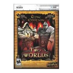 Foto Two worlds epic edition pc stpk | Magazine Luiza.