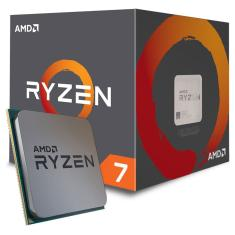 Foto AMD Ryzen™ 7 1700 Octa Core - 16 Threads - 3.0GHz (Turbo 3.7GHz) - Cache 20MB - AM4 - TDP 65W - Wraith Spire Cooler - YD1700BBAEBOX | Oficina dos Bits*