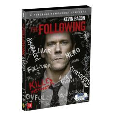 Foto DVD The Following - 3ª Temporada - 4 Discos | Saraiva -