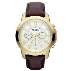 Relógio de Pulso Masculino Fossil À prova d água Netshoes ... eb99f06d0a