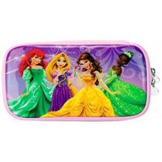 Foto Porta 3DS - Princesas Disney - Nintendo 3DS | Shoptime