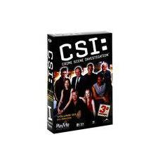 Foto Dvd - Csi - 3ª Temporada Vol. 3 | Shoptime