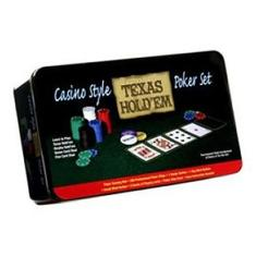 Foto Jogo de Poker Texas Holdem Casino Style Poker Set Rojemac Ref.: 7513 | Amazon