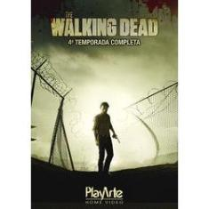 Foto DVD - The Walking Dead - 4ª Temporada Completa - 5 Discos | Walmart -