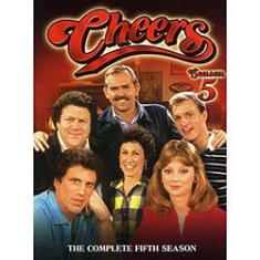 Foto DVD Cheers: The Complete Fifth Season -  4 DVDs | Shoptime
