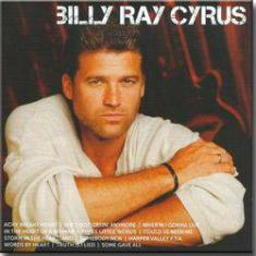 Foto Billy Ray Cyrus - Série Icon Grandes Sucessos | Shoptime