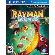 Foto Rayman Legends - PS VITA | Amazon