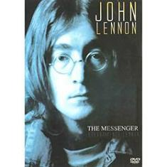 Foto DVD - John Lennon - The Messenger - Eternamente Lennon | Submarino