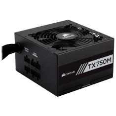 Foto Fonte ATX 750W TX750M 80 Plus Gold CP9020131WW CORSAIR | Camelô Digital*