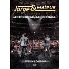 Foto Jorge & Mateus At The Royal Albert Hall - Live In London - DVD | Shoptime