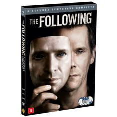 Foto DVD The Following - 2ª Temporada - 4 Discos | Saraiva -